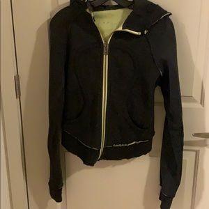Lululemon scuba jacket size 10.